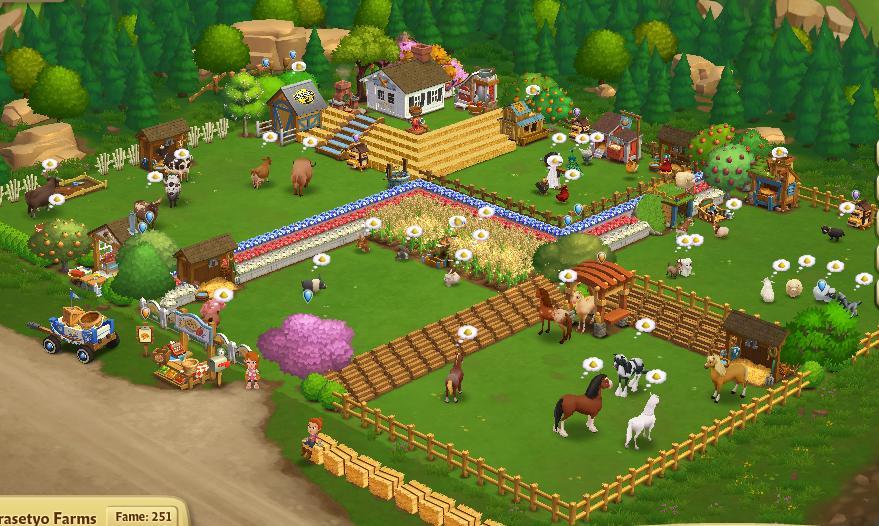 Mell.blogspot: Building FarmVille 2