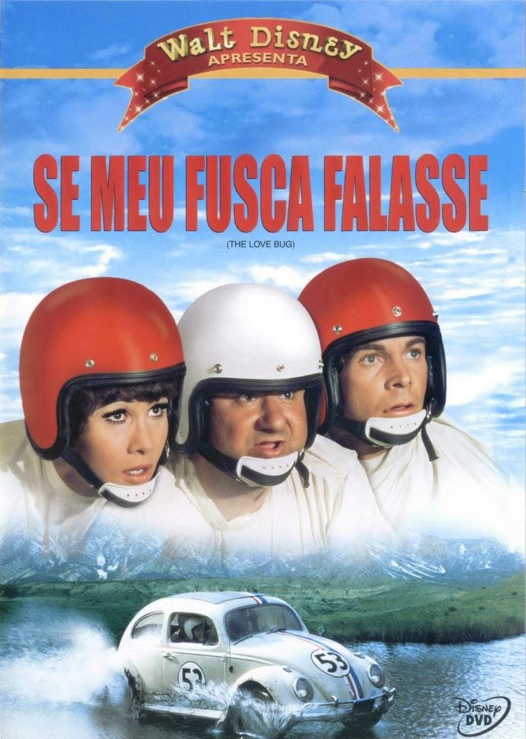 Se Meu Fusca Falasse – Dublado (1968)