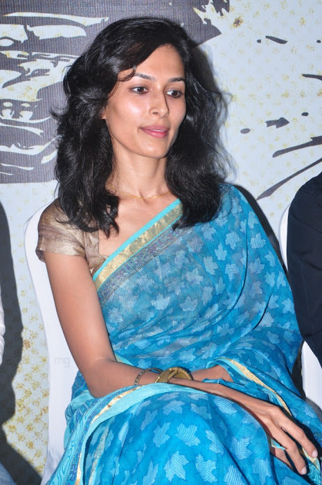 yasmin ponnappa aaranya kaandam press meet photo gallery