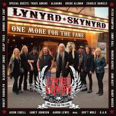 """LYNYRD SKYNYRD: Δείτε το """"Free Bird"""" απο το νέο live CD/DVD"""