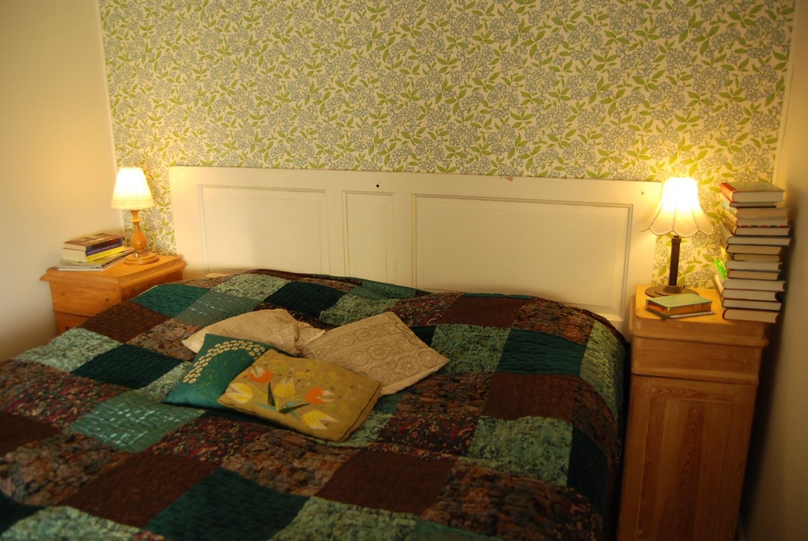 En renlings förundran: torsdagstema sovrum