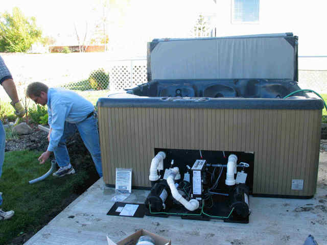clarksville licensed electrician  professional hot tub and