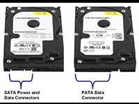 Perbedaan Antara Hard Disk ATA Dan SATA