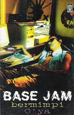 BASE JAM - Bermimpi (Full Album 1996)