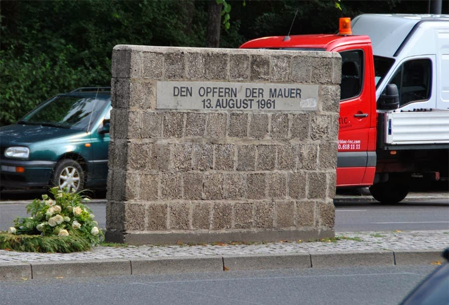 Memorial-Berlin-Wall