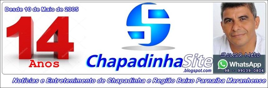 ChapadinhaSite.blogspot.com.br