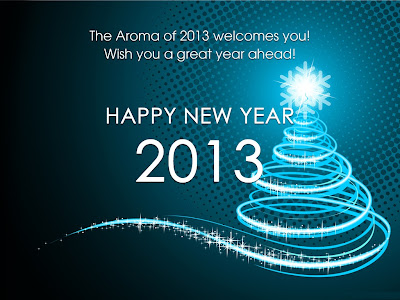 Happy New Year 2013 Wallpapers and Salutation 1