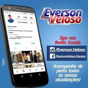 Everson Veloso - Vice-Prefeito de Pedreiras-MA