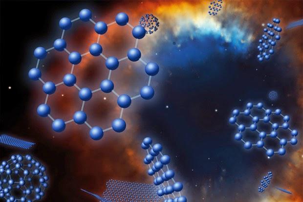 Atoms empty space