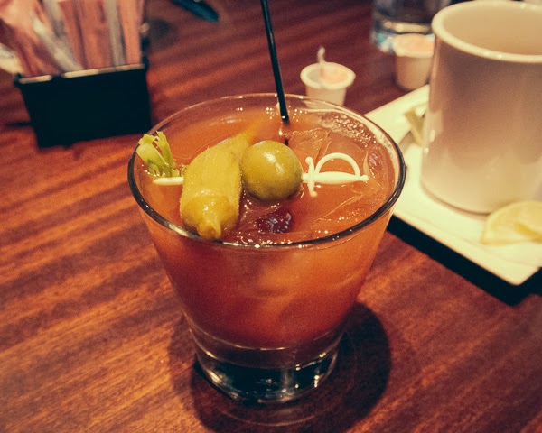 Bloody Mary at Tenn 16 in Nashville, TN
