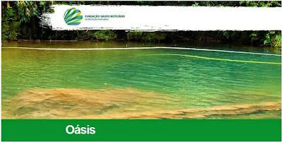 projeto oasis boticário, boticário, natureza, psa, pagamento por serviços ambientais, serviços ambientais, projeto oasis, Oasis,