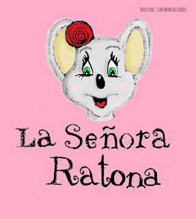 La Señora Ratona #Domingosilustrados