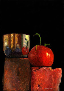 Jefferson Cup, Tomatoes, Rocks and Me by Twomey