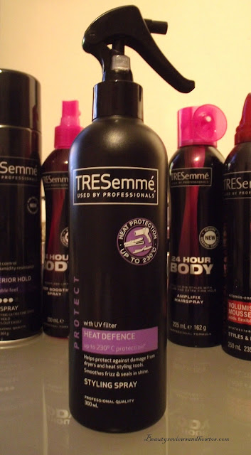 Treseme Heat Defence Styling Spray Review