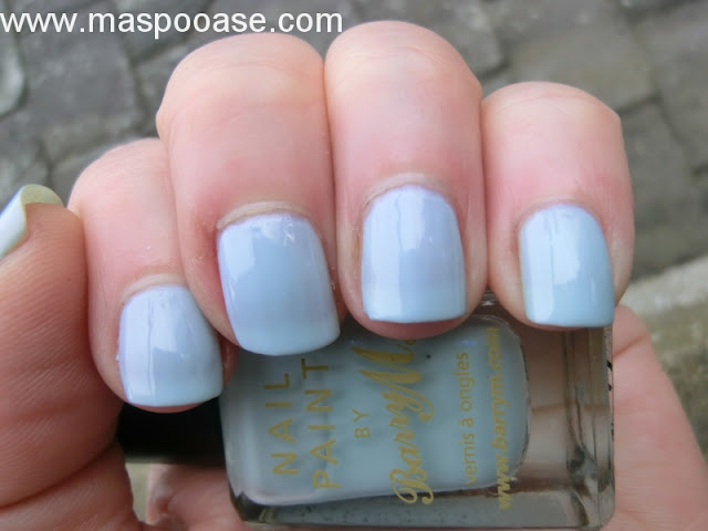 Barry M Blue Moon Review