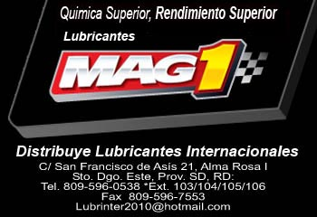 Lubricantes MAG1