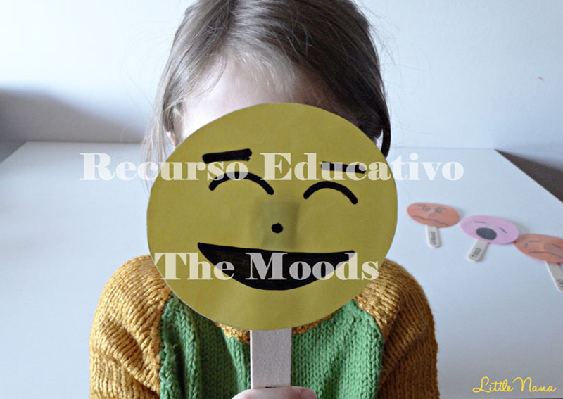 Recurso educativo the moods ingles emociones