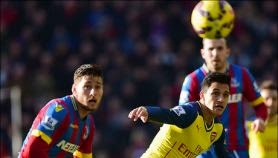 Video Gol Crystal Palace vs Arsenal 1-2