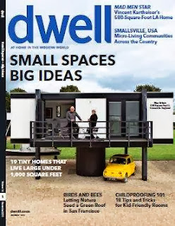 Dwell USA Magazine November 2013