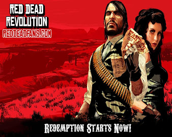 #30 Red Dead Redemption Wallpaper