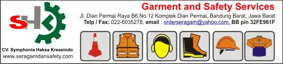 SHK Safety Wear Garment Indonesia
