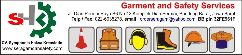 SHK Safety Wear Garment Indonesia
