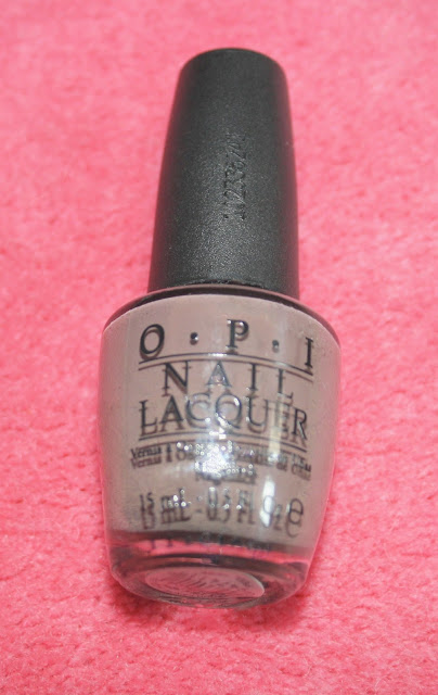"OPI ""You don't know Jacques"""