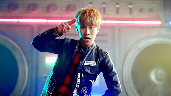 BtoB Eunkwang You're So Fly Teaser