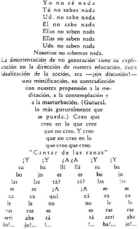 Spanish and Literature: Vanguardia: Estridentismo
