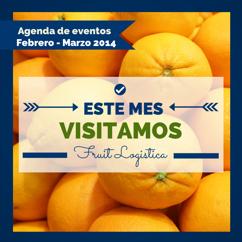 Fruit Logistica 2014