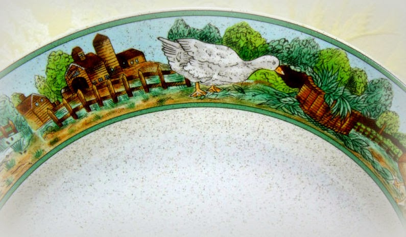 Grab these discontinued mikasa country inn plates while - Craigslist fayetteville farm and garden ...