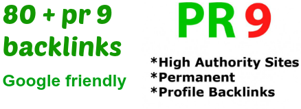 Page Rank 9 Dofollow sites seo friendly