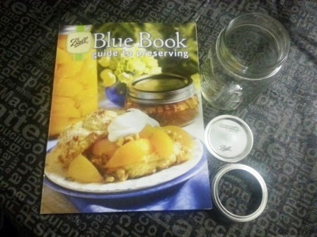i had purchased the blue book guide to preserving some time ago although it is printed in america and they do some things differently in terms of