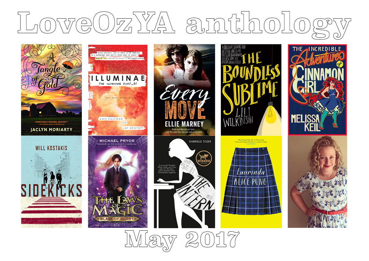'Begin, End, Begin: A #LoveOzYA Anthology'