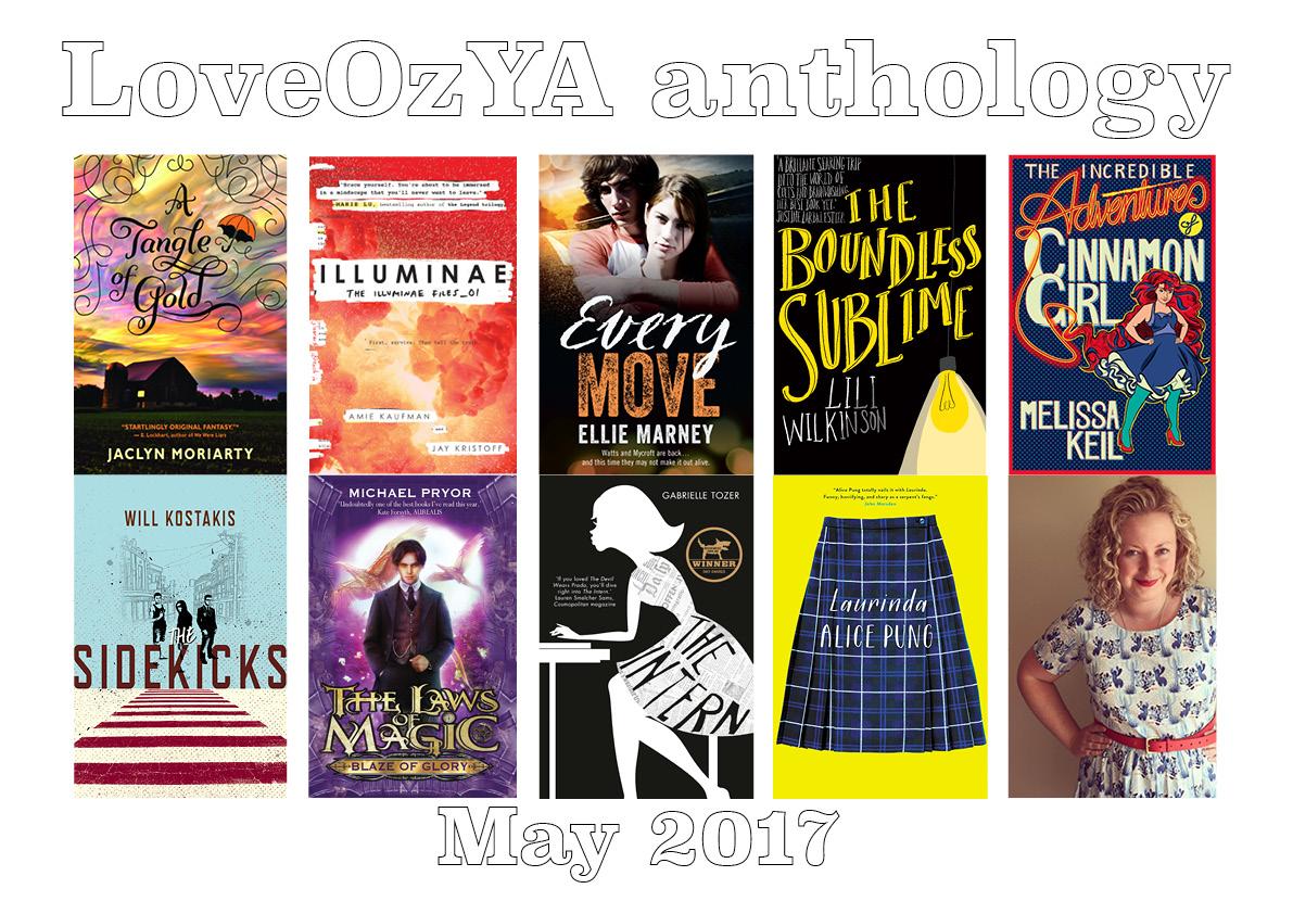 'Begin, End, Begin: A #LoveOzYA Anthology'