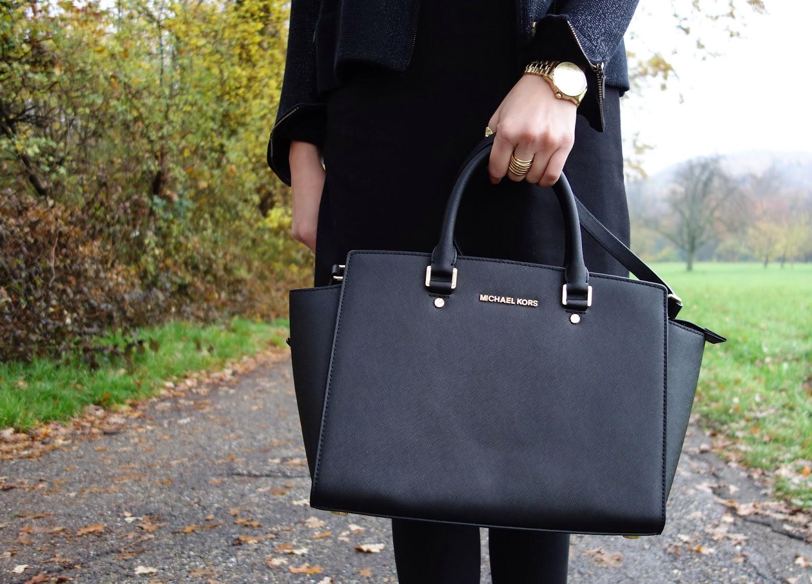 wo gibt es online eine hnliche handtasche wie die von michael kors. Black Bedroom Furniture Sets. Home Design Ideas