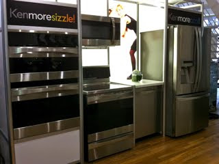 kenmore appliances. the 2012 kenmore blogger summit: appliances are my weakness