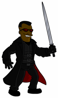 Blade_Marvel_Comics_Simpson