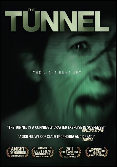 Scary Underground Tunnel Movie