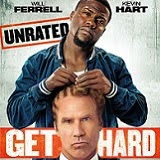 """Own """"Get Hard"""" on Blu-ray Combo Pack on June 30th or own it early on Digital HD on June 9th"""