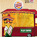 Burger King Mexican Crunch Fiesta Game Contest
