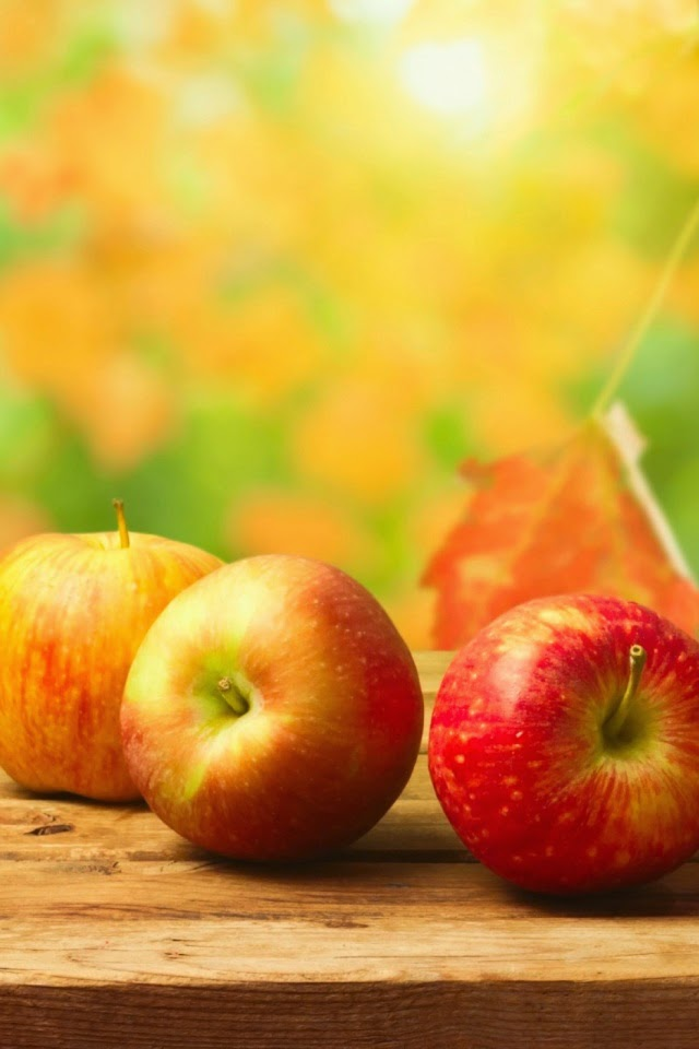 Apples Fruit Mobile