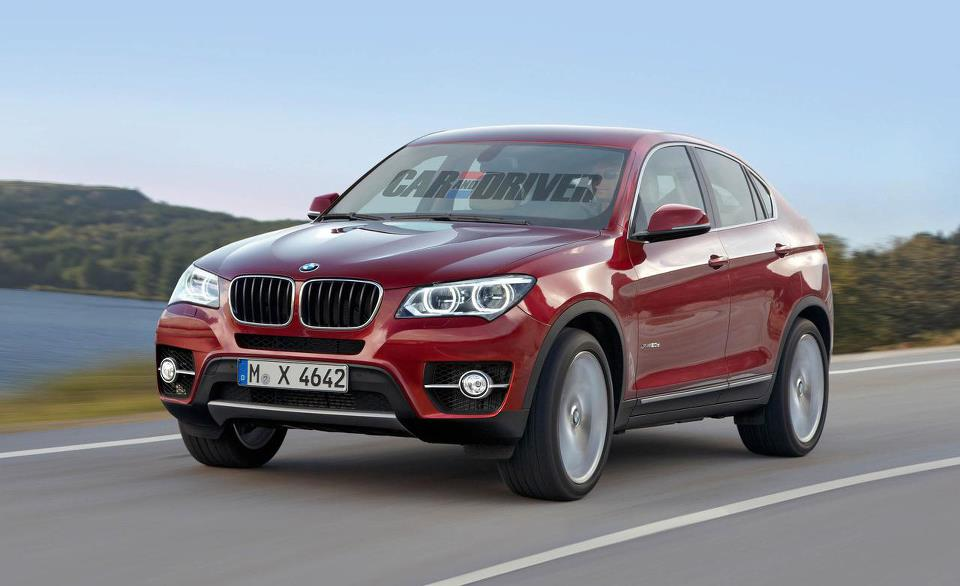 BMW X4 Price Release Date | CarandBlog - New Car Review | Release Date
