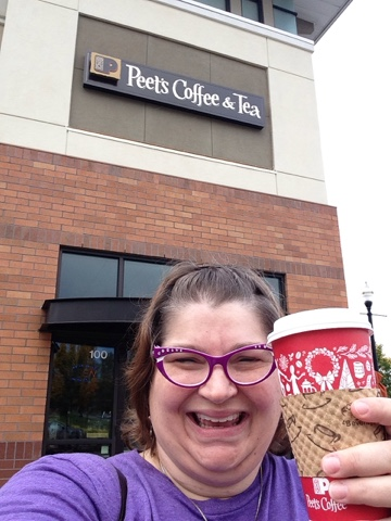 Peet's Coffee & Tea Vancouver WA 2015