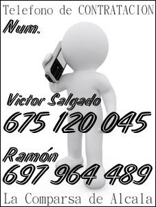 TELEFONO DE COCTACTO