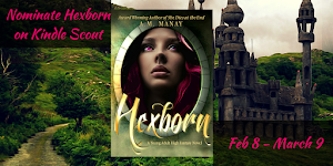 Nominate Hexborn for Kindle Scout!