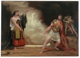 Samuel teria sido evocado por uma bruxa?