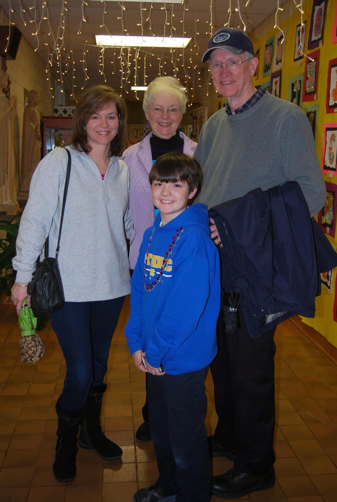 Montgomery Catholic Preparatory School celebrates Catholic Schools Week January 27 - 31 2