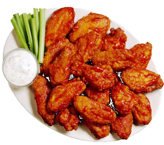 Mundane Blog: I finally tried Ranch Dressing with Hot Wings...
