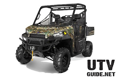 2013 Polaris RANGER XP 900 Browning LE